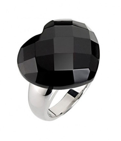 Женские кольца Morellato SCU10016 LOVE RINGS RING BLACK SIZE 16