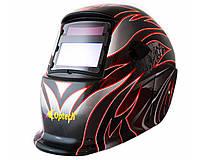 Сварочная маска Optech S777C арт дизайн, фото 1