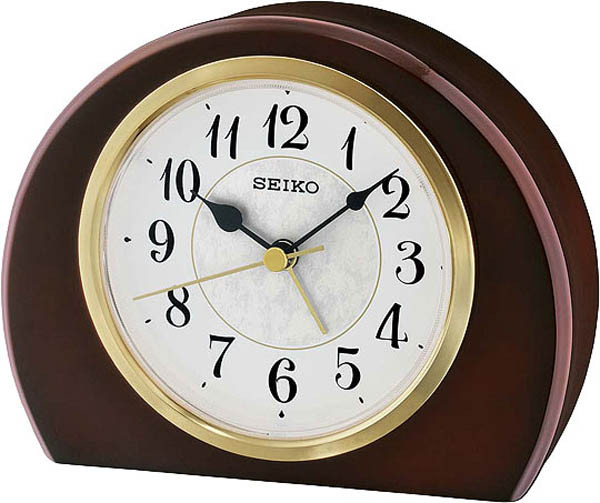 Настольные часы Seiko  QXE054B
