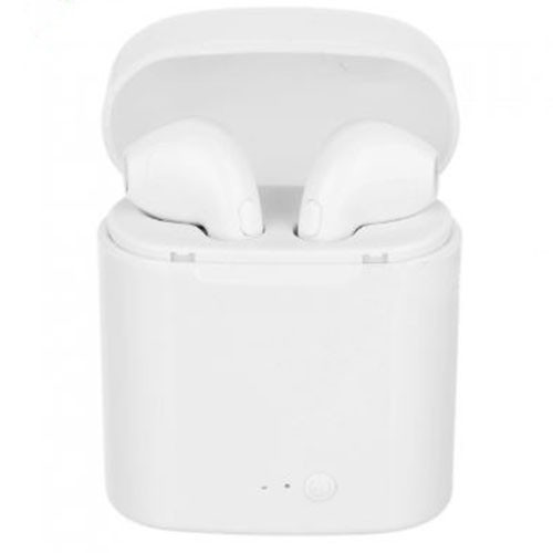 HBQ i7S mini Bluetooth беспроводные наушники AirPods style c кейсом