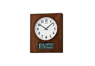 Настенные часы Seiko QXL009B
