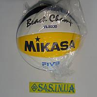 Мяч для пляжного волейбола MIKASA VLS300 оригинал 17bd66f109943