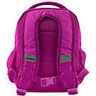 Рюкзак дошкольный Kite Kids 29х23х9 см 6 л Фуксия (K19-559XS-1), фото 3