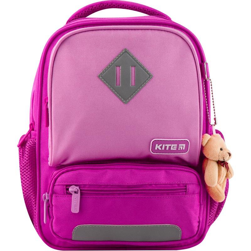 Рюкзак дошкольный Kite Kids 29х23х9 см 6 л Фуксия (K19-559XS-1)