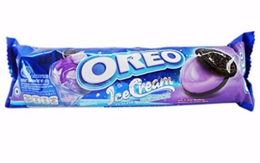 Печенье OREO со вкусом черничного мороженого
