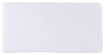 Матрас Qvatro KP-6 полу-люкс тонкий (кокос, поролон)  белый