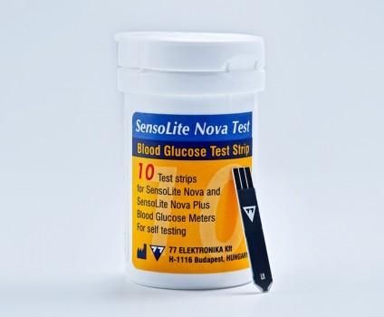 Тест-полоски SensoLite NovaTest  №25