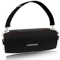 Hopestar A6 ЧЕРНАЯ портативная колонка, фото 2