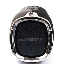 Hopestar A6 ЧЕРНАЯ портативная колонка, фото 3