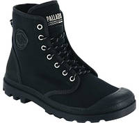 Женские ботинки Palladium Pampa Solid Ranger Boot Anthracite Moonbeam  Textile dcc74d4d5b050
