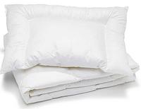 Комплект подушка и одеяло из антиалергенного силикона (МАЛЕНЬКОЕ ОДЕЯЛО 120х90 см), фото 1
