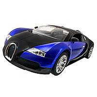 Машинка р/у Meizhi Bugatti Veyron MZ-2032b (синий)