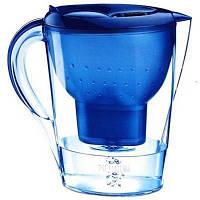 Фильтр-кувшин для воды Брита (Brita) Марелла (Marella) XL Синий, Графит, фото 1