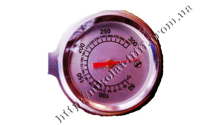 Термометр в духовку 5см\300