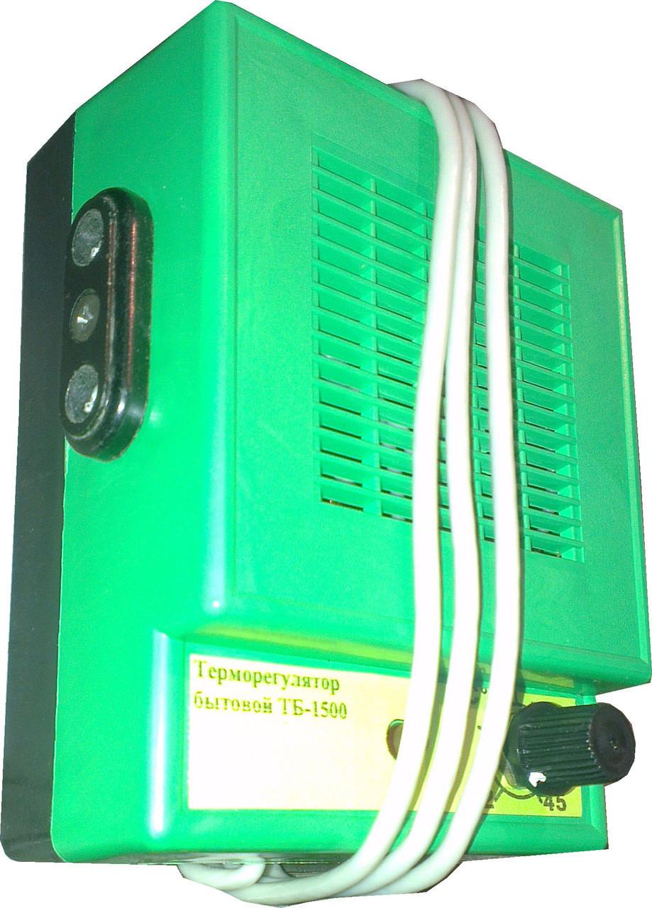 Терморегулятор на инкубатор ЭЛЕКТРОННЫЙ