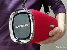 Hopestar A6 КРАСНЫЙ портативная колонка, фото 3