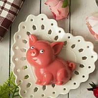 Сувенирное мыло 《Свинка》