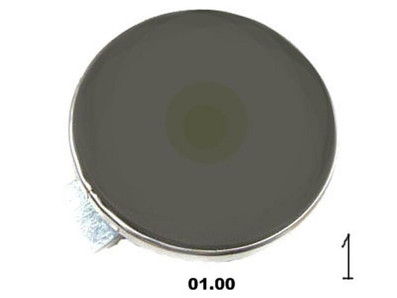 ТЭН для электро плиты (блин)180\190мм\ 1.5 кВт (1500 Вт)