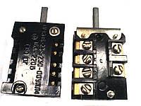 Переключатель на электро плиты ПМЕ-16