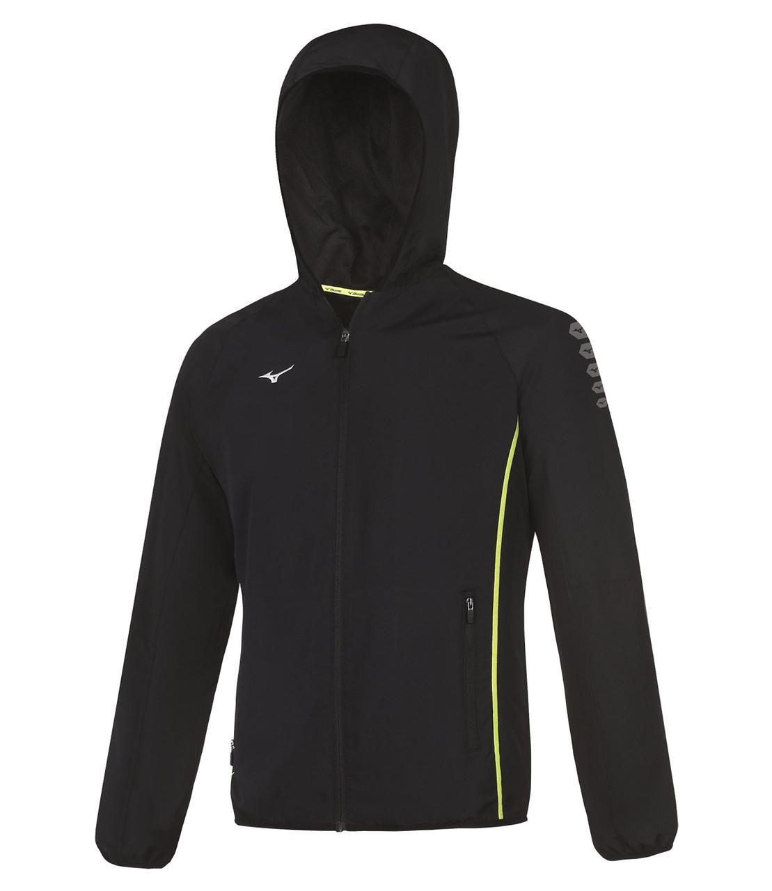 Куртка для бега Mizuno Micro Jacket 32EE7002-09