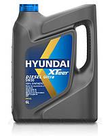 Моторное масло Hyundai XTeer Diesel Ultra 5W30