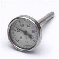 "Термометр 1\2"" на 400 и 500`C -термопара-10 см"