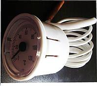 Термометр на 120 `C (ф-35мм) с капиляром-L-1М