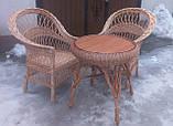 """2 кресла """"Обычные"""" и круглый стол """"Гриб"""", фото 5"""