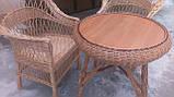 """2 кресла """"Обычные"""" и круглый стол """"Гриб"""", фото 7"""