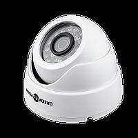 Гибридная купольная камера для внутренней установки GreenVision GV-037-GHD-H-DIS20-20 1080p, фото 1