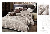 Комплект постельного белья Word of Dream сатин-жаккард семейный с вышивкой FSM 402 арт.14464