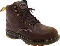 Мужские ботинки Dr. Martens Work Britton Steel Toe 7-Tie Gibson-Cut Boot 8fc38120f49ec