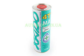 Масло   4T, 1л   (10W-40 4T MA, Atomic OIL, Super Synthetic)   (20132)   ХАДО