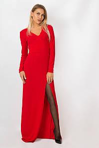 Платье LiLove р15136-1 54-56 красный