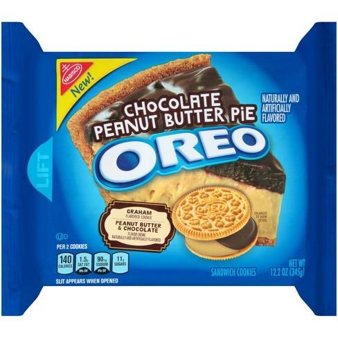 Печенье Oreo Chocolate Peanut butter pie