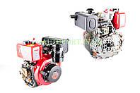 Двигатель м/б   178F   (6Hp)   (дизель, воздушное охлаждение, 4,41 кВт, 3600 об/мин, 296 см3)   DIGGER