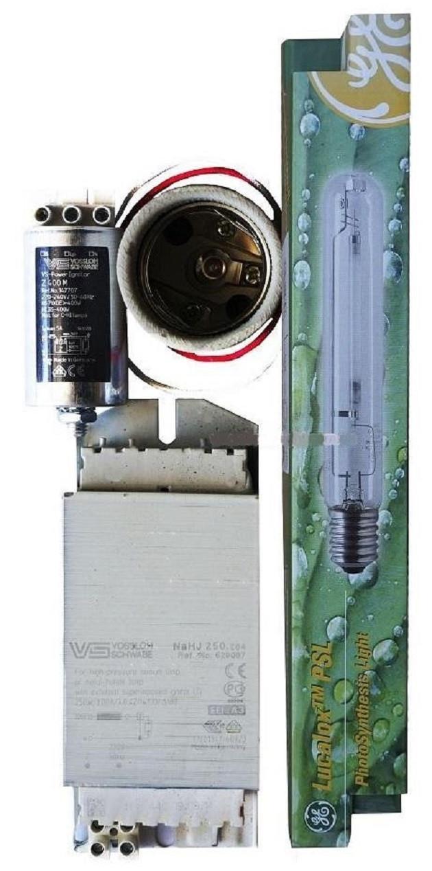 Комплект Vossloh Schwabe для растений ДНАТ 250 Вт