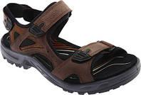 Мужские сандали ECCO Offroad Lite II Walking Sandal Espresso Cocoa Brown  Leather 5ccc4c50311df