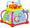 🔥✅ Развивающая музыкальная игрушка Лабиринт 806, игра сортер Мультибокс, фото 2