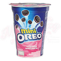 Печенье Oreo Mini Strawberry Creme