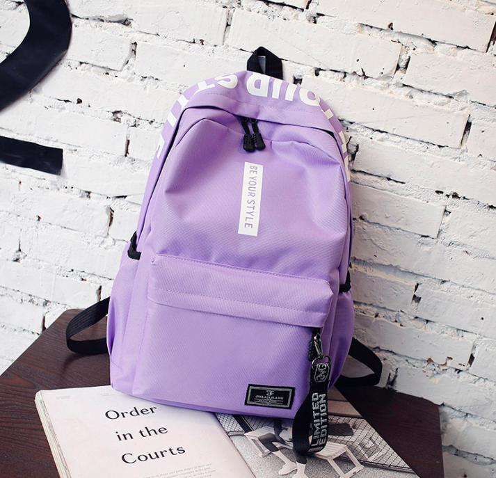 Рюкзак городской молодежный Be Your Фиолетовый
