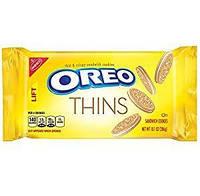 Печенье OREO Thins Sandwich Cookies