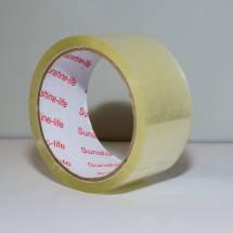 Скотч упаковочный, 45 мм, М-1, 100м, Прозрачный
