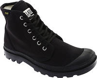 Женские ботинки Palladium Pampa Hi Originale Boot Black Black Canvas d3287207aa531