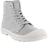 Женские ботинки Palladium Pampa Mid LP Perforated Boot Vapor Leather 09e64934a2912