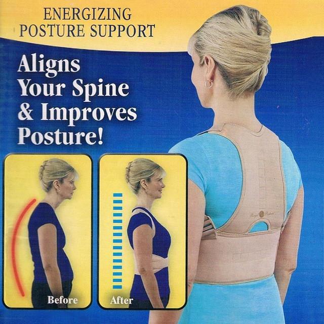 Магнитный корсет для спины Royal Posture Jb