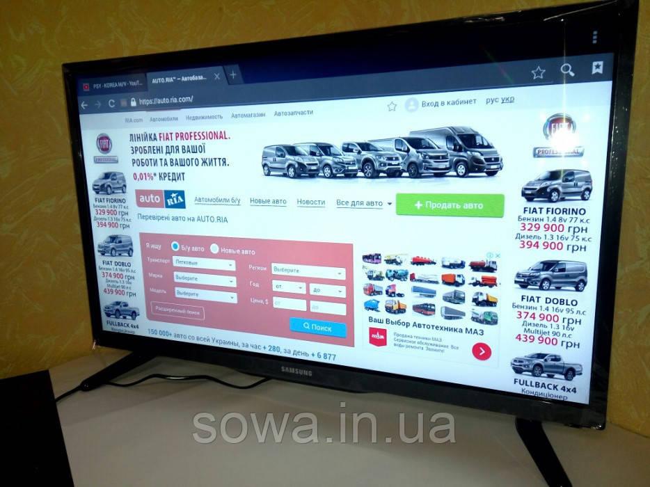 "✔️ Телевизор Samsung, диагональ 32"" ● SMART TV + T2 ● Гарантия 12мес"