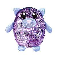 Мягкая игрушка с пайетками SHIMMEEZ S2 - НЕЖНЫЙ КОТИК (20 см) Shimmeez SH01053C