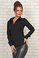 34ce22bcdbc Женская блузка черного цвета в Украине. Сравнить цены