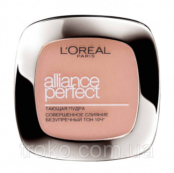 L'OREAL Alliance Perfect Пудра компактная R2.C2 - Vanilla Rose